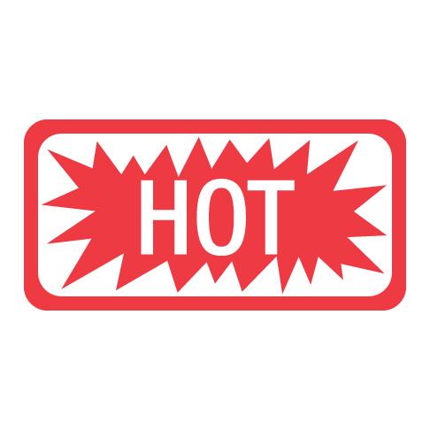 Hot Label 1