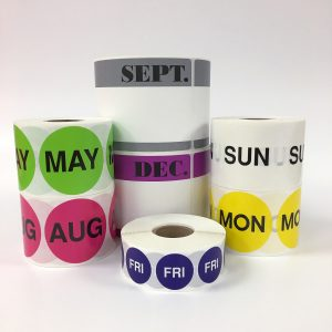 Date Code Labels